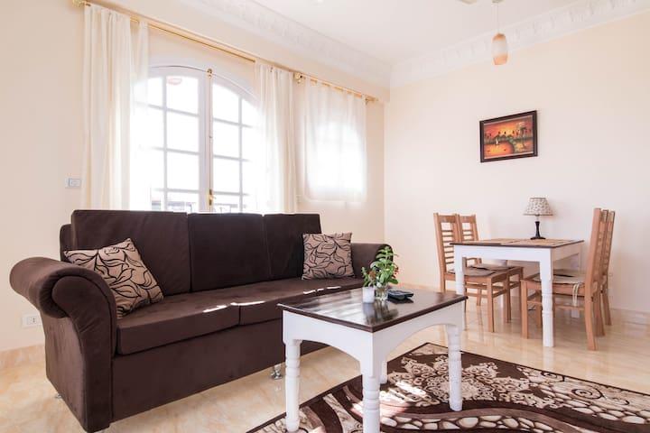 NILENS PERLE - LOTUS HOUSE LUXOR - Luxor - Lägenhet