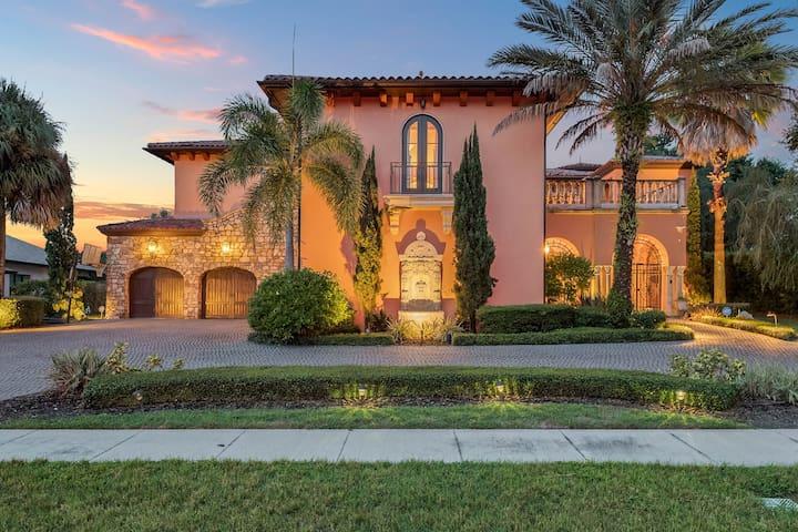 Luxury Casa Bella Mansion near Disney Land!⭐