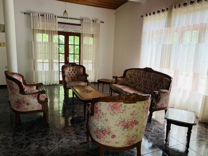 Beautiful house located in Kandy Area