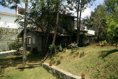 Cosy home with a sunny garden - Kodaikanal - Casa