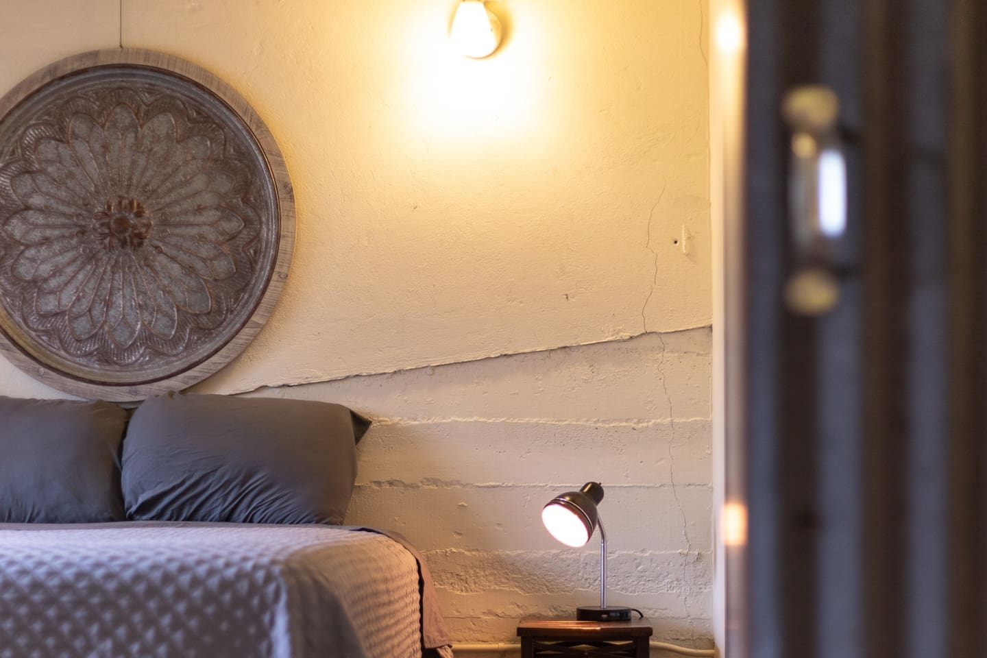 This converted warehouse makes for a quiet and comfortable Dowtown stay.