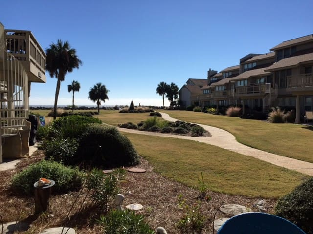 Fripp Island! One Bed, One Bath in Paradise! - Fripp Island