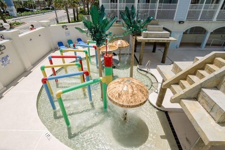 Myrtle Beach Villas 105B - 100% refund up to 48 hrs prior to arrival