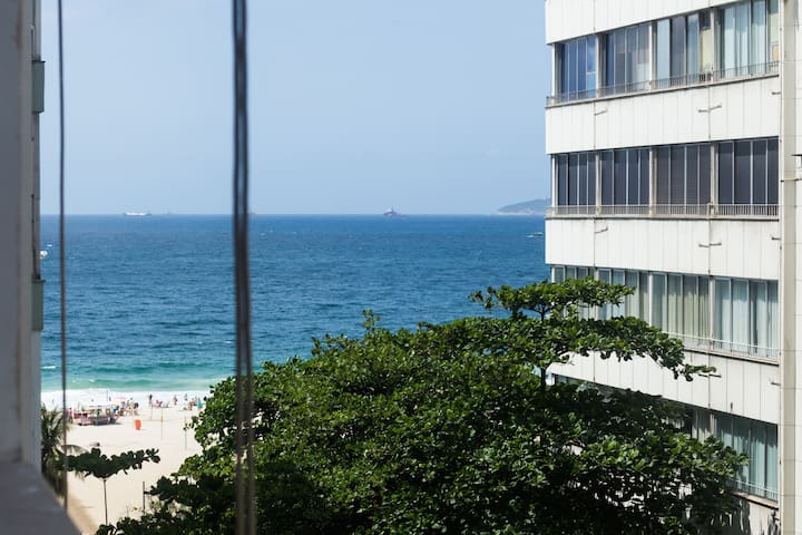 Cosy apartment close to Copacabana beach. - Rio de Janeiro - Appartement