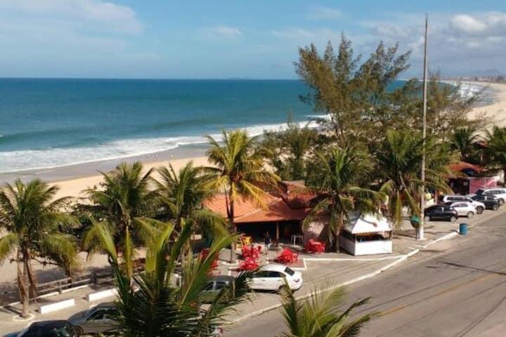 Vista Deslumbrante! Praia de Ponta Negra Maricá