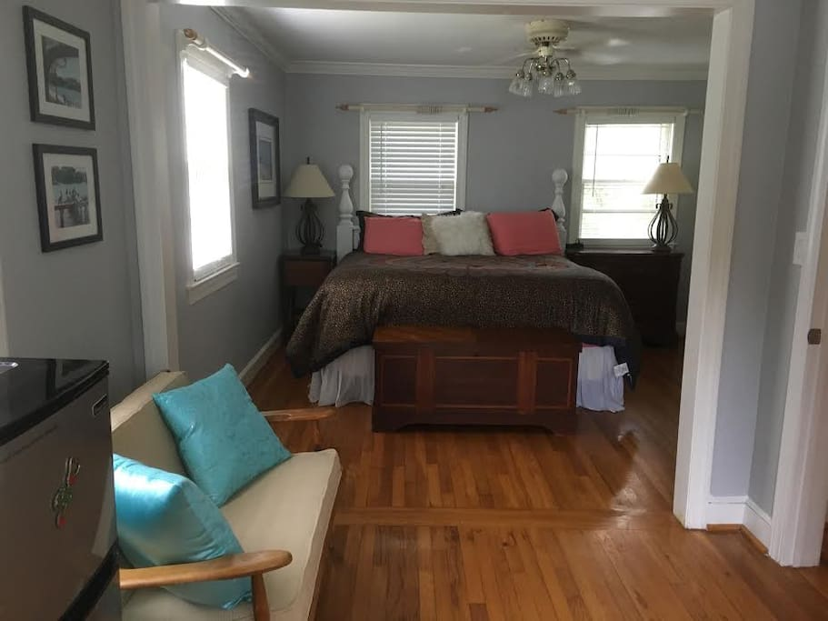 Private 1 Bedroom Unit Close To Downtown Guest Suites For Rent In Charleston South Carolina