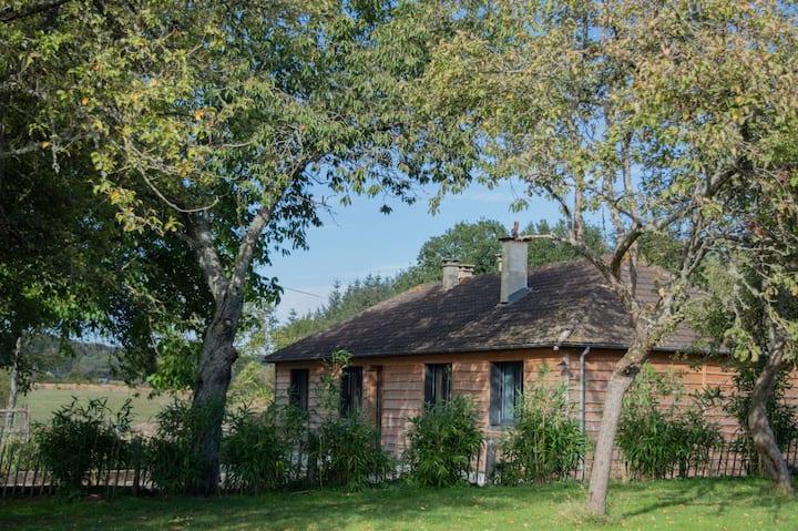 """Lodge Cottage """"En Terre Sauvage"""", Zoo d'Ecouves"""
