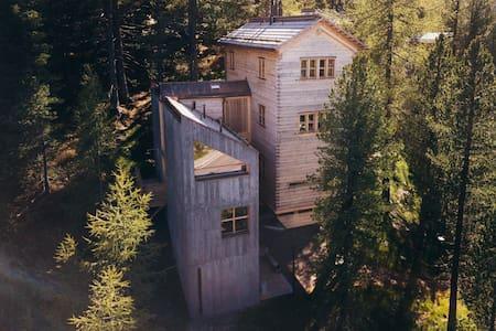 Hütte Franzi Hollmann Turracher Höhe