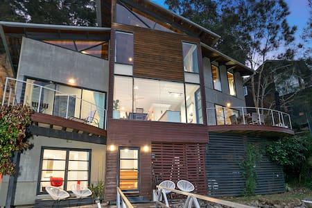 Berowra Waters Glass House - Berowra Waters - 住宿加早餐