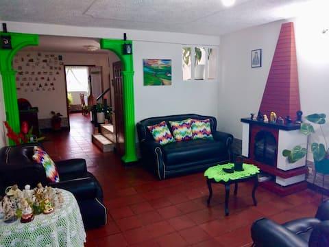 Casa Tipica Familiar Boyacense
