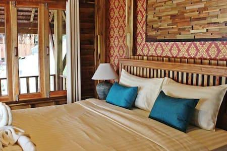 Amazing Family Villa 2 bedrooms - Sea View - Ao Nang