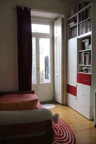 Confortable room in Lisbon