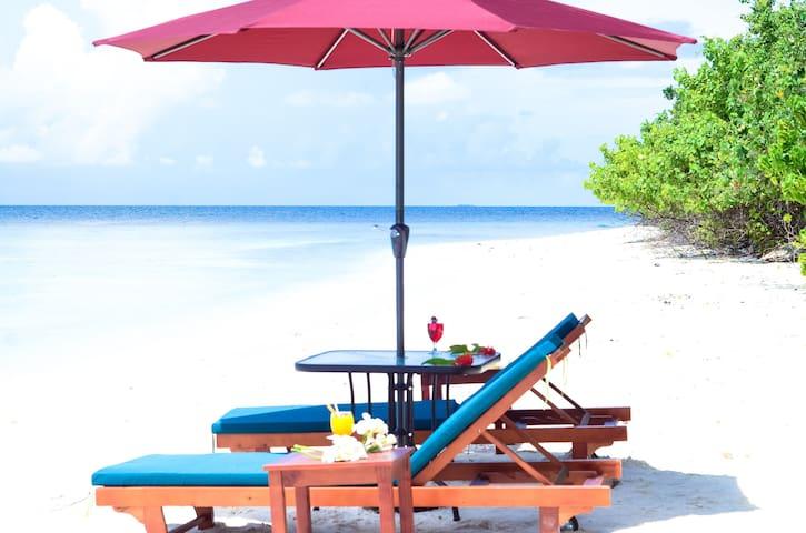 Beach House Ukulhas Breeze Inn