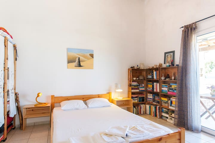 Stavros Beach House Sea Breeze Room - Chania - Bed & Breakfast