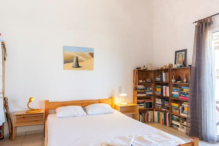 Stavros Beach House Sea Breeze Room - Chania - Bed & Breakfast
