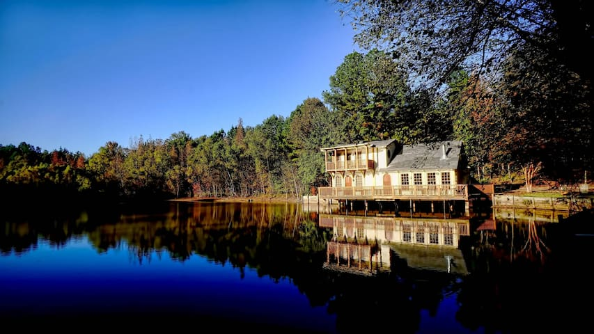 Cypress Woods Place - The Lake House