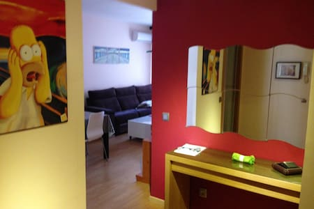Room for two people - Barcelone - Bed & Breakfast