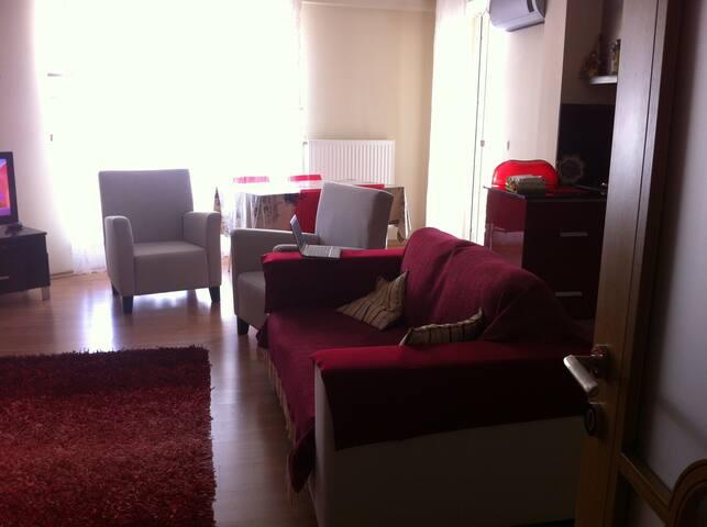 My Flat - Denizli - Apartment