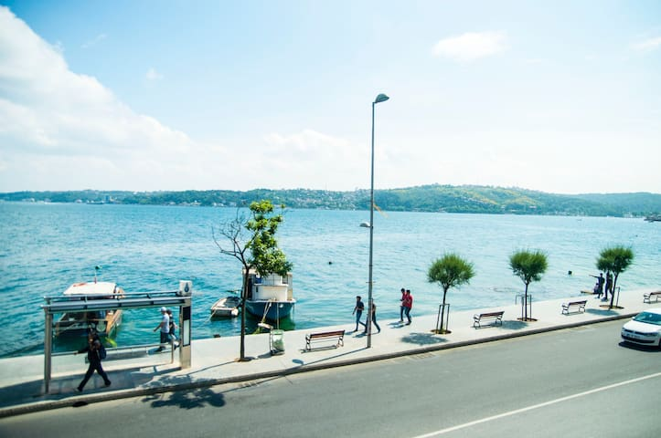 WATCH HERE TO İSTANBUL BOSPHORUS - Istambuł - Apartament