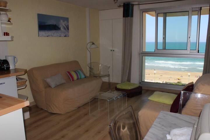 Amazing view cosy - Biarritz - Apartamento