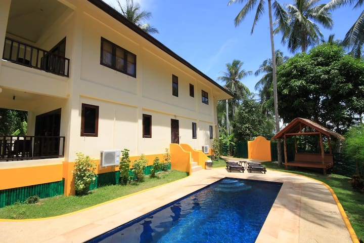 Bay View Villa, 3 bedrooms, Private Pool