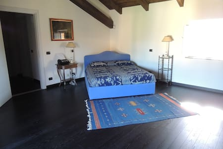 Suite (2 bedroom and a bathroom) - Novi Ligure - Bed & Breakfast - 1