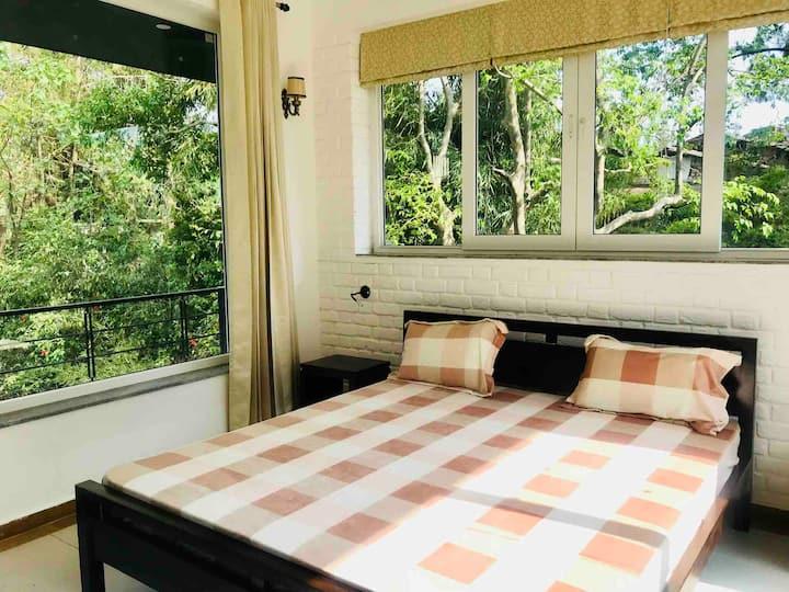 Amba villa  Mountain view Mussoorie