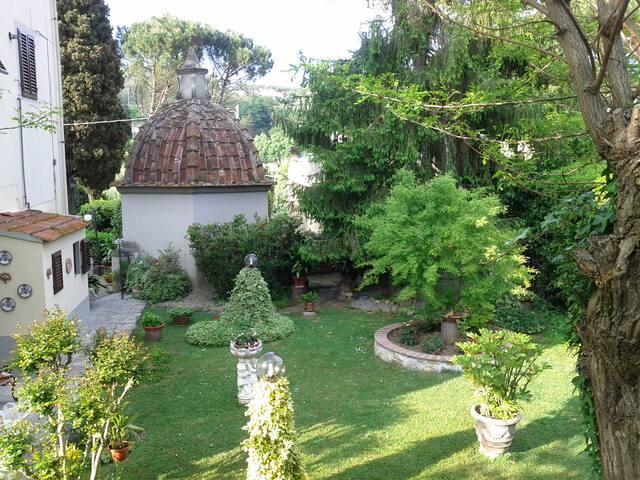 Casa Adriana, inside XIV cent. Villa