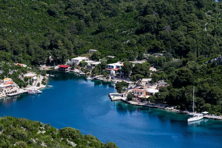 Perfect studio in Okuklje, Mljet! - Okuklje - Apartment