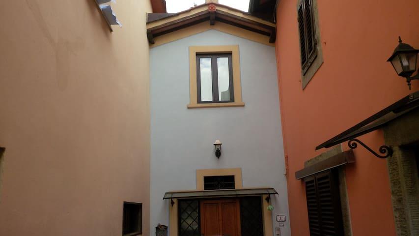 La casina celeste - Castelfranco Piandiscò - Ház