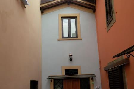 La casina celeste - Castelfranco Piandiscò - 独立屋