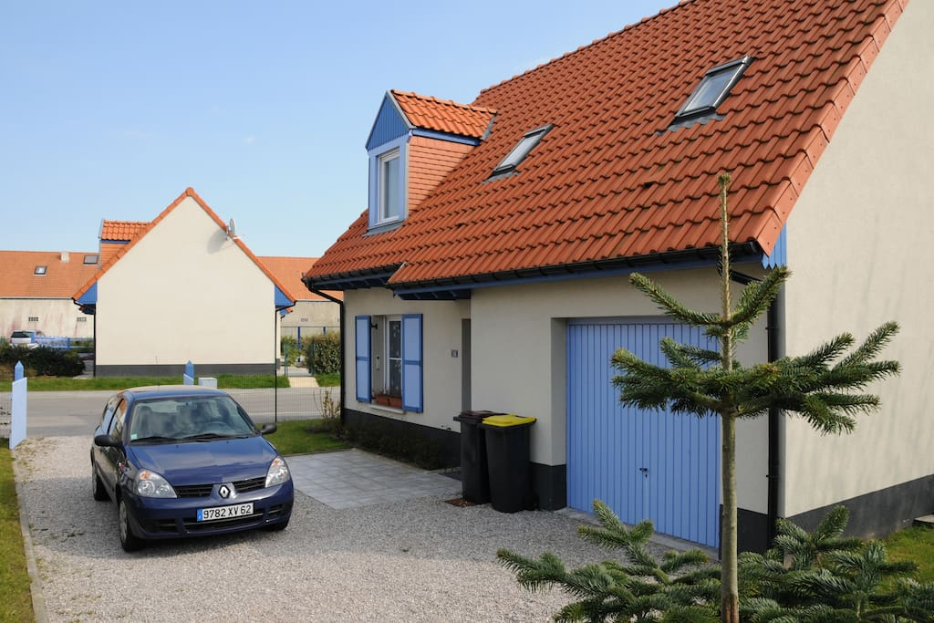 Maison ind pendante avec jardin maisons louer wissant nord pas de cala - Maison independante energetiquement ...