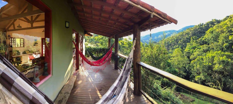 Na força da Floresta - São Francisco Xavier - Cabin