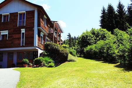 Apartments am See und Skiregion  - Presseggersee - Huoneisto