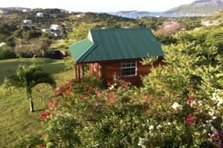 The garden cabin - Antigua and barbuda