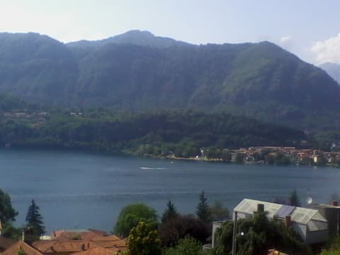 casa vista lago d 'Orta