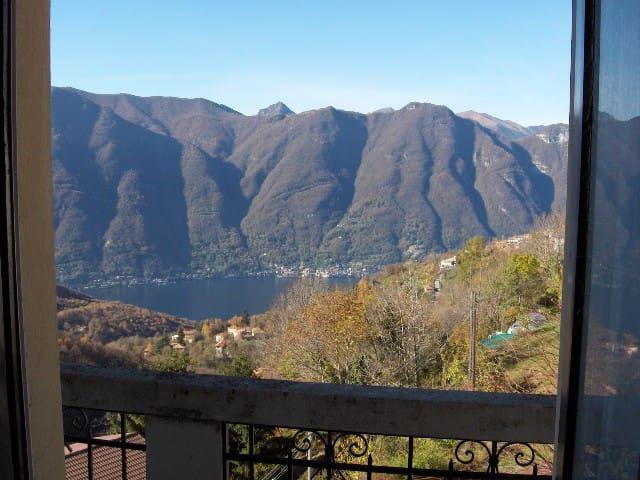 Villa Il Nido (The Nest) -Como Lake - Veleso, Como Lake - 別荘