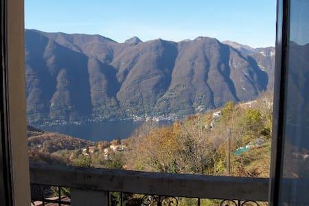 Villa Il Nido (The Nest) -Como Lake - Veleso, Como Lake - Villa