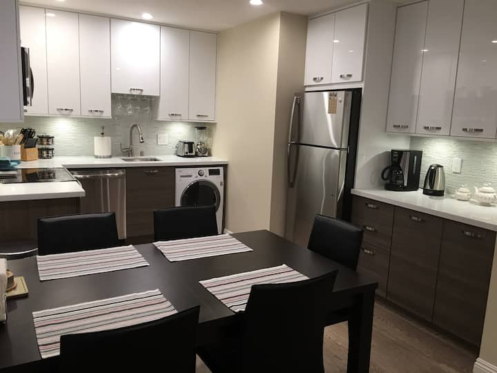 2 Bedroom Renovated Condo Top Floor