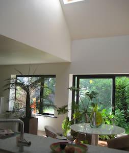 Loft in countryside, 15 min.Antwerp - Sint-Gillis-Waas - Apartamento