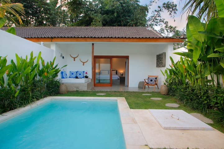 Lovely romantic room with Private Pool - Ubud