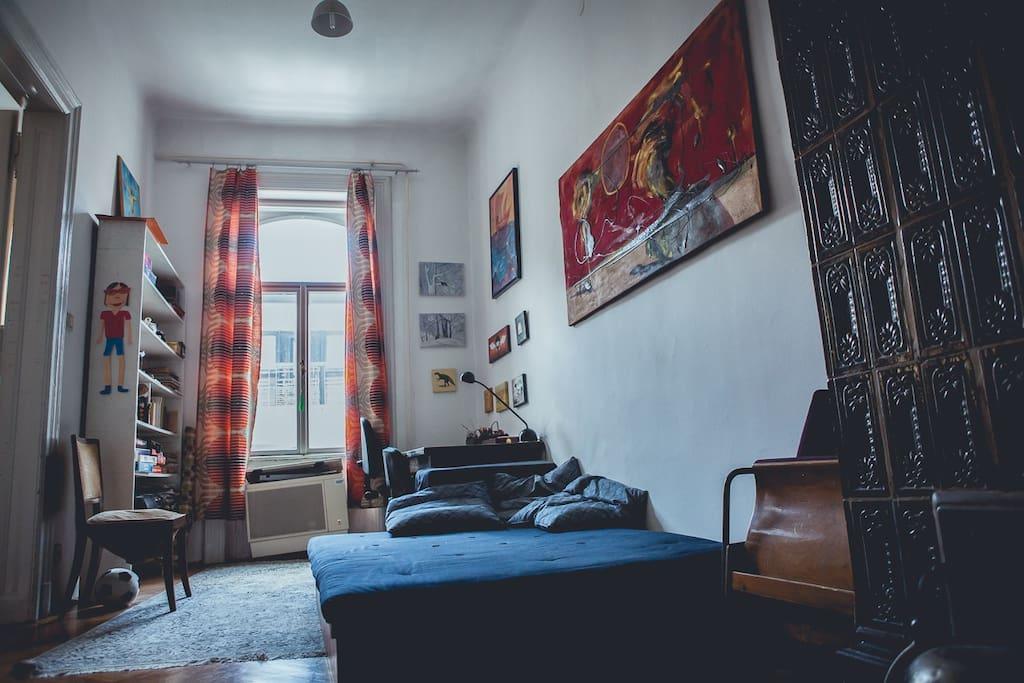 Schlafzimmer, bedroom