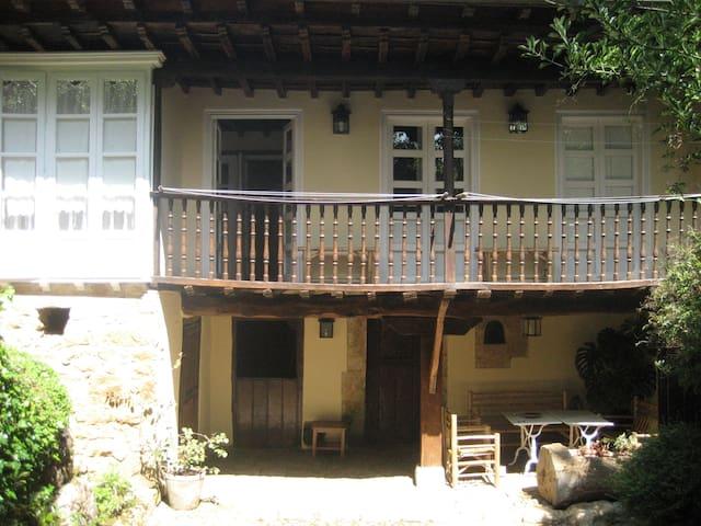 Casona señorial en la España verde. - Ruilobuca - Casa