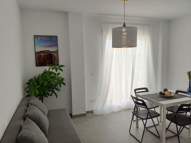 Relax and enjoy in brand new beach apartment D