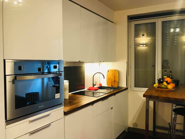 private room 35 minutes from chatelet