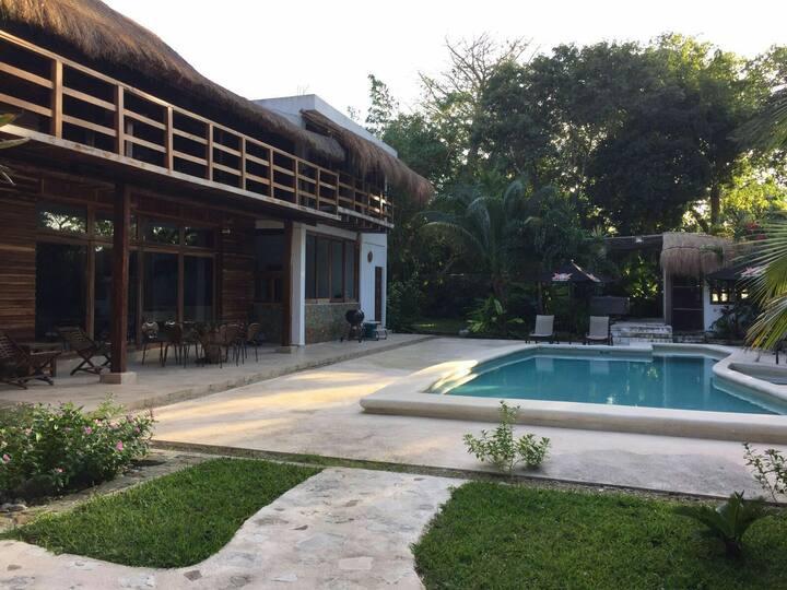 House in Xcaret - Quaretine house 3000 sqr feet