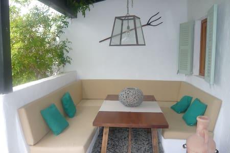 Casa adosada en Formentera - Sant Ferran de ses Roques - Casa