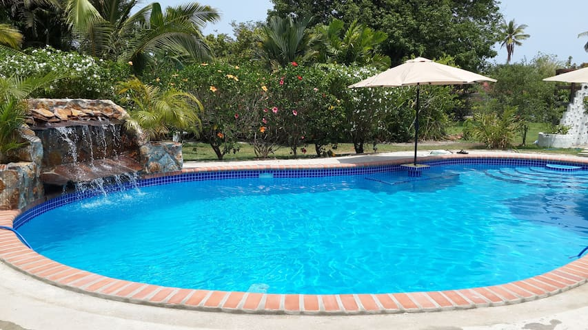 Casita Toucan -private property near beach
