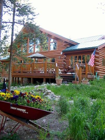Amish Mountain Cabin, Room 1 - Tabernash - Casa