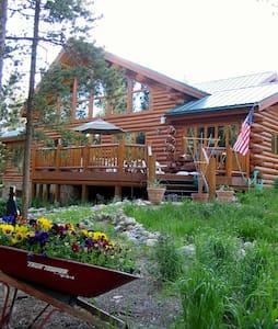 Amish Mountain Cabin, Room 1 - Tabernash - Дом